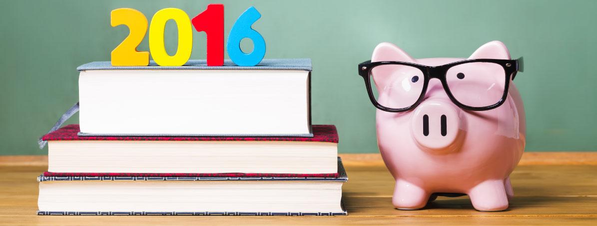 Os 9 passos para ter mais prosperidade em 2016.