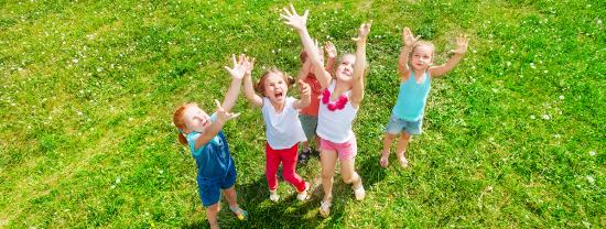 Dia das Crianças divertido e econômico