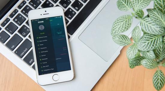 Um novo aplicativo para controlar suas finanças
