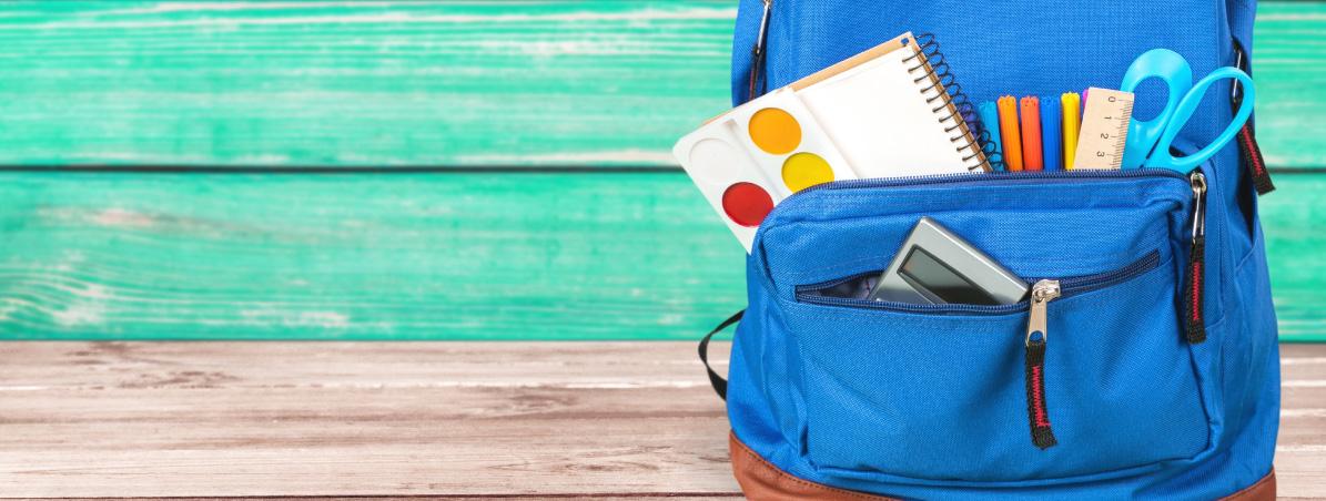 O ABC da economia com materiais escolares