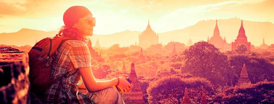 Mochilão: uma forma de viajar pelo mundo gastando pouco